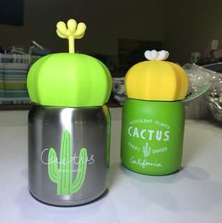 Cactus Waterjugs