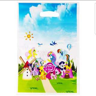 My Little Pony Party / Loots Bags