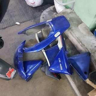 Honda Cb400 Fairings