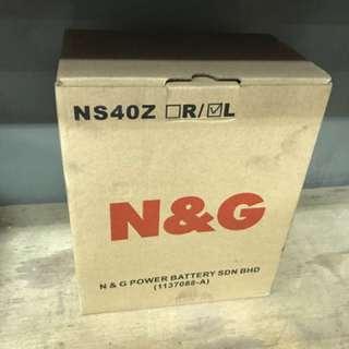 Ns40zl battery