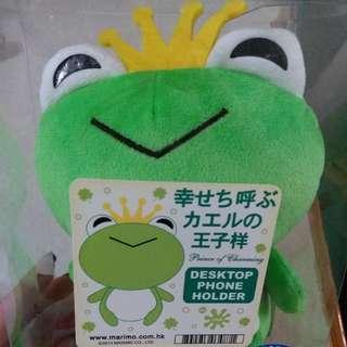 青蛙仔手機座