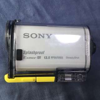 Sony Action Cam with Live view remote control