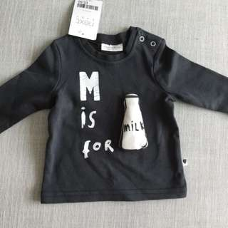 NEXT BABY LONG SLEEVE TOP