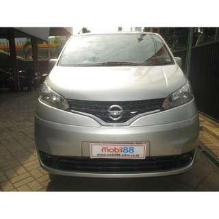 Nissan Evalia XV MT 2012