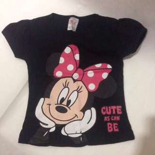 Kids Minnie t