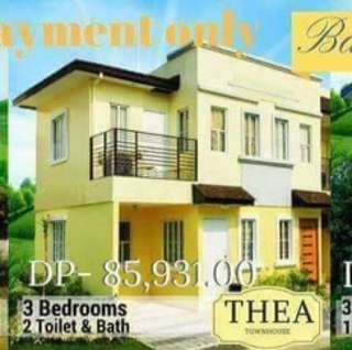 Affordable 3 bedroom 2 toilet and bath
