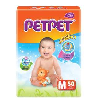 Petpet Pampers