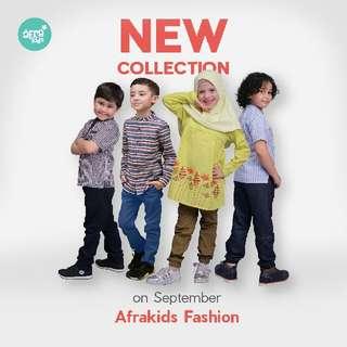 Fashion Anak Afrakids
