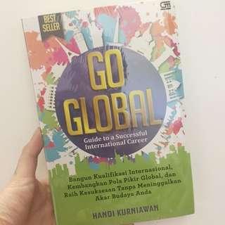 GO GLOBAL - guide to successful international career