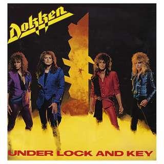 Dokken – Under Lock And Key CD