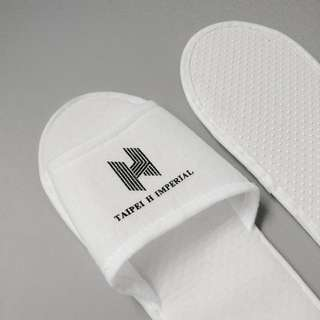 Taipei Imperial H Hotel Slippers