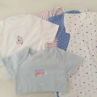 New - Earlydays onesies
