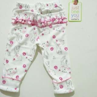 New! Carters Baby Pants