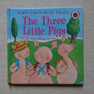 Ladybird story book