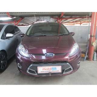Ford Fiesta Sporty 1.6 AT 2012