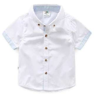 BN Boys Short Sleeve Shirt