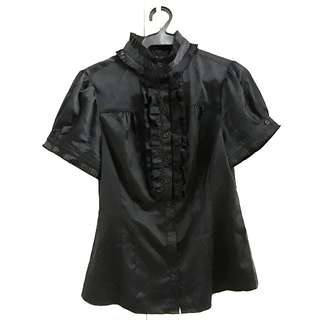 SALE!!! The Limited black silk blouse