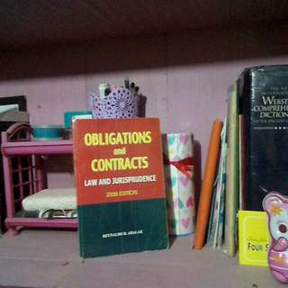 Law on obligations and contacts