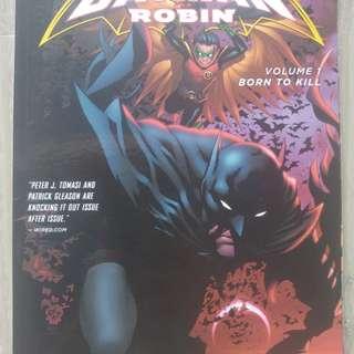 DC Comics: New 52 Batman And Robin Vol. 1