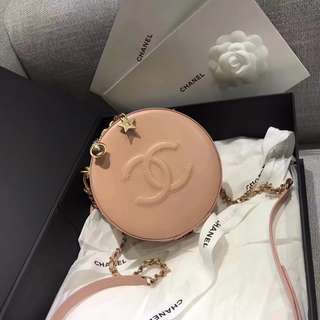 Chanel Round As Earth Bag