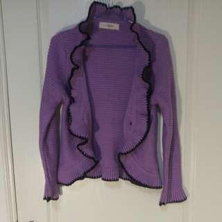 🚚 CUMAR毛衣罩衫 外套