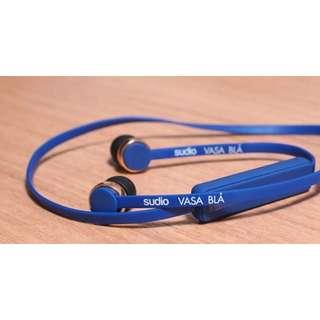 Sudio Vasa Blå Wireless Earphones (Blue)