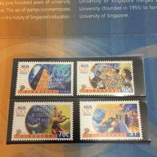 Brand New First Day Cover, Stamp: 100th Year of University Education, at $20