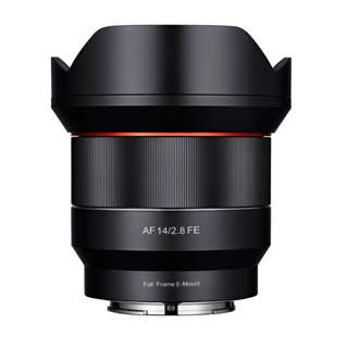 Samyang AF 14mm F2.8 FE Lens (Sony E-Mount) Super Wide Angle Lens