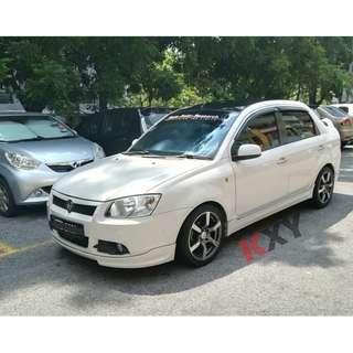 Kereta Sewa Proton Saga BLM SE 1.3 (Manual) untuk disewa / Myvi Viva Bezza