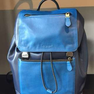 REDUCE PRICE RM1900 TO RM1600-COACH MANHATTAN BACKPACK
