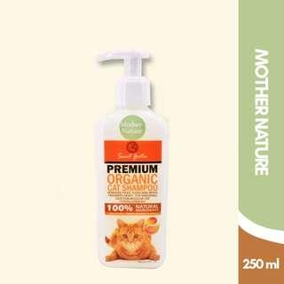 Saint Roche Premium Organic Cat Shampoo 250 ml (Mother Nature)