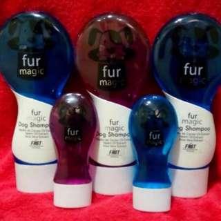 Fur magic dog shampoo