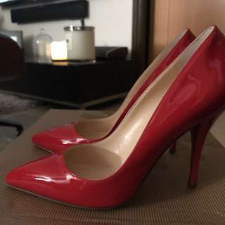 Christian Louboutin authentic size 37