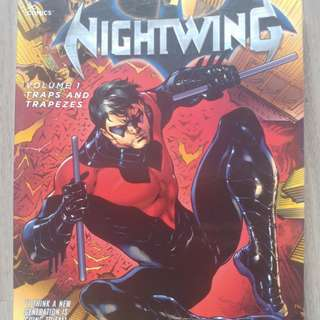 DC Comics: New 52 Nightwing Vol. 1