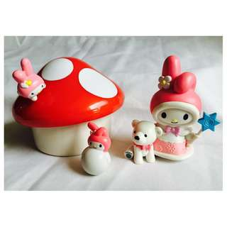 My Melody Collectibles