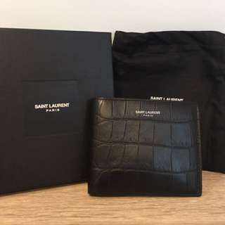 Saint Lauren Men Wallet