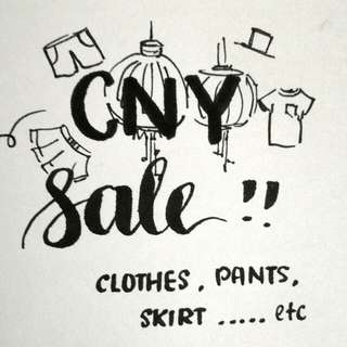 SALES!! DISCOUNTS! OFFERS! #CNY88