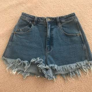 Rolla's denim shorts
