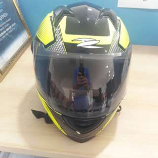 Helm Zeus Kuning /Yellow XL