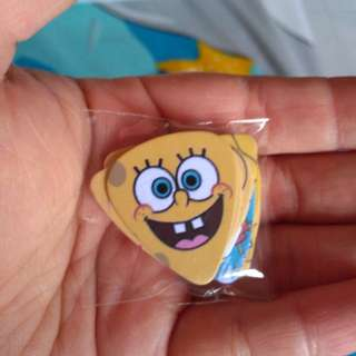 Spongebob pick (10 pieces)