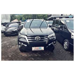 Toyota Fortuner VRZ AT 2016