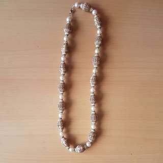 Brown Handmade Necklace