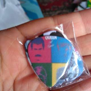 Queen guitar pick (10 pieces)