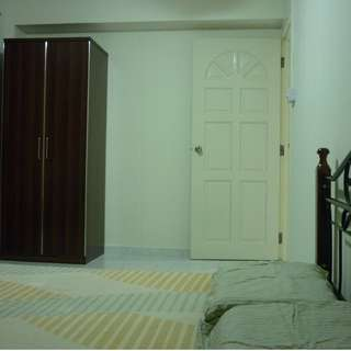 No Agent Fee-Common room for rent – Blk 727 Woodlands Circle -Nearby Admiralty MRT