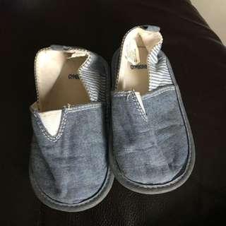 Gymboree Denim Shoes