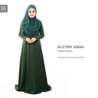 BAimonds JUBAH FOREST GREEN