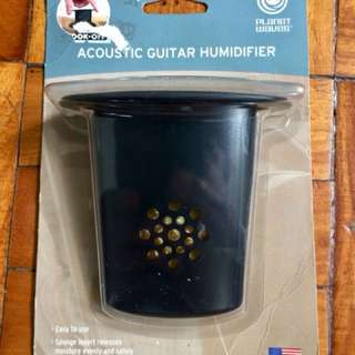 D' Addario Acoustic Guitar Humidifier