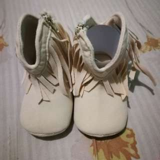 Crib Couture Boots Size 20