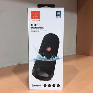 JBL Flip 4 potable bluetooth speaker
