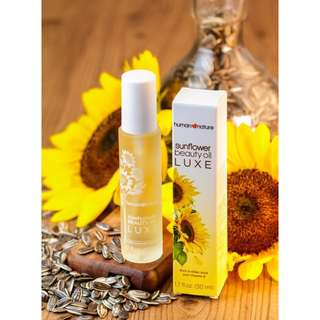 Sunflower Beauty Oil LUXE 50ml by HUMAN❤NATURE